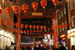 Londres,Chinatown.